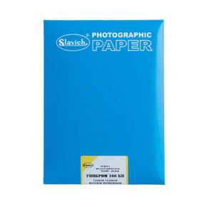 Фотобумага Унибром 160 БП (картон, матовая) 10х15