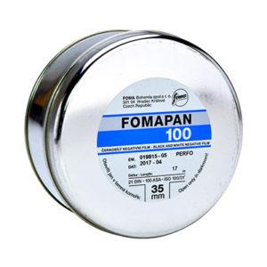Fomapan 100 Classic 35mm x 30.5m